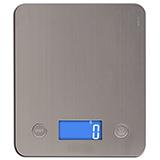 沃莱(ICOMON)电子秤304不锈钢厨房秤烘焙称KT651L