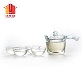 sohome 乐怡一壶四杯茶具组合 GT733-B