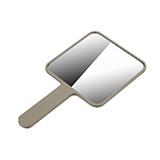 NANV手柄镜化妆镜 不易破碎补妆镜