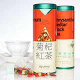 chali茶里 菊杞红茶袋泡茶 菊花茶枸杞茶红茶