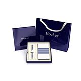 HooLee商务礼品套装女士 签字笔笔记本套装HO02