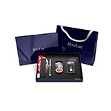 HooLee商务礼品套装男士  鼠标套装 签字笔套装 HO07