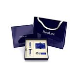 HooLee商务套装女士 签字笔钥匙扣名片盒套装HO04