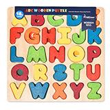彌鹿MiDeer 兒童早教字母拼圖
