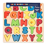 弥鹿MiDeer 儿童早教字母拼图