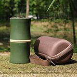 生活演異 節節高禮品茶具套裝 綠色