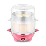 康佳(KONKA)早餐神器 KGZZ-1270  优蛋堡双层大容量蒸煮蛋器
