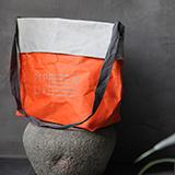 纸现场PaperLive DIY彩砂单肩纸袋