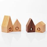 本来设计- 榉木创意木质八音盒