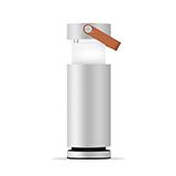 紐曼 K1 空氣凈化器藍牙音箱照明燈SOS應急燈多功能四合一