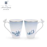 瑪戈隆特 葫蘆對杯絲路盛宴茶杯骨瓷