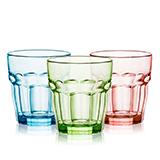 波米歐利(Bormioli Rocco)硬石水杯3件套