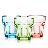 波米欧利(Bormioli Rocco)硬石水杯3件套