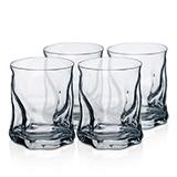 波米歐利(Bormioli Rocco) 索珍特水杯4件套