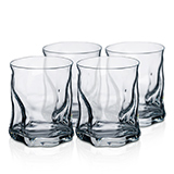 波米欧利(Bormioli Rocco) 索珍特水杯4件套