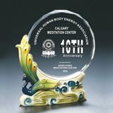 奖牌(五) 水晶奖牌 按需定做 会议庆典 周年庆典