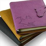 创意皮面商务笔记本 时尚个性可定制 起订量500企业团购礼品