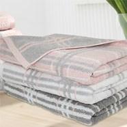 多样屋亲子毛巾礼盒TA310701132ZZ 100%纯棉材质柔软舒适 家居礼品