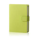 基本生活Emoi硅膠筆記本-A7 磁鐵扣帶舒適柔軟 送朋友送員工禮品
