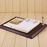 高档木质台历 可加印logo 50本起订 可完全定制