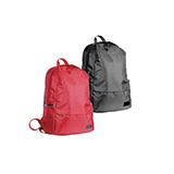 休闲双肩电脑背包(黑色、红色可选)