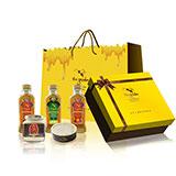 沃尔福蜜蜂花园蜂蜜礼盒 源自天然送礼佳品