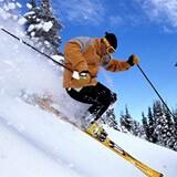 雪都滑雪场周末全天898型滑雪券