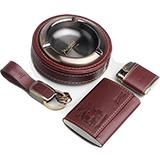 毕加索PS-L806(日出·印象)商务套装真皮大方实用 高品位礼品