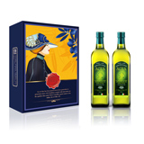 """阿茜娅至尊礼盒B健康""""油""""礼 一生相伴的橄榄油""""液体黄金""""礼品"""