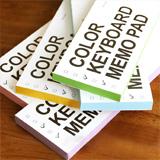 长条广告便签本 广告促销品可提供多种款式 可定制logo 起订量2000