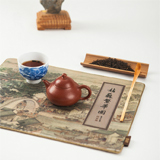 杭州造府姑苏繁华图锦案 真丝织锦 收藏珍品商务91国产在线视频