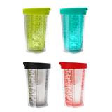 艾可思U-01049双层迷宫杯(可定制)  创意居家礼品