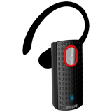 飞利浦Philips蓝牙耳机SHB1100 立体声无线通话 商务礼品