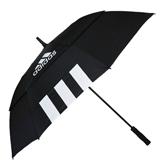 长柄双层超大防风雨伞 抗风能力强造型时尚 可定制起订量500企业团购礼品