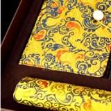 杭州造府马王堆丝绸两件套 丝绸织锦 送领导客户|商务礼品|外事礼品|会议庆典礼品