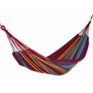 诺可文(Rocvan)  九色背包式单人吊床  帆布材质结实耐用