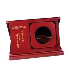 纪念币包装盒展示