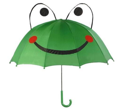 雨伞创意画手绘