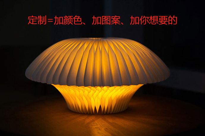 创意生活用品风琴灯