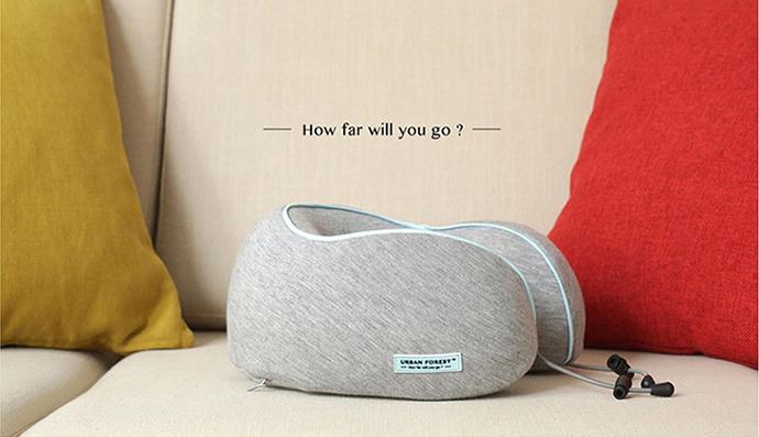 新年禮品旅行實用U型枕
