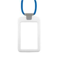 卡德仕 G2R多彩超柔百变卡套系列胸卡证件套含挂绳