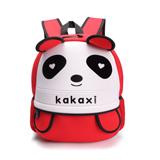 卡卡希可爱大熊猫幼儿园书包