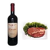 马克西姆牛排+埃斯特里克红葡萄酒(建议兑换时间为11月至次年三月)