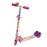 DISNEY 迪士尼儿童轮滑板车(粉红公主) 闪光轮三轮 DC1015-D