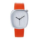 美国MLB 纽约宝贝时尚女表 美职棒品牌手表真皮带方形石英腕表