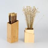 清朴堂-和盒 全实木筷子筒