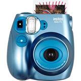 富士 拍立得相机 mini7s 金属蓝