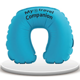 KOROWO/壳罗沃 便携充气U枕 JX7801