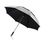 荷兰XD DESIGN Hurricane 27寸防风伞 银色伞面