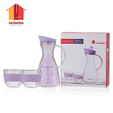 sohome 紫玉兰水具三件套 GR962-A